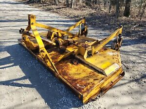 Woods 208 2 8ft Bushhog Mower Cutter 540 Pto Can Ship 1 00 Mile