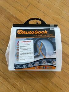 Autosock Size 685 New unopened the Tire Chain Alternative