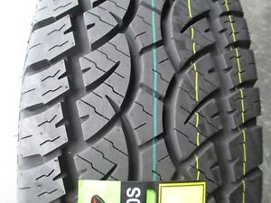 4 New 265 70r17 Atturo Trail Blade At Tires 70 17 R17 2657017 All Terrain A t