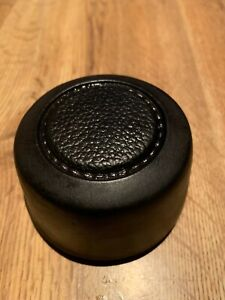 1968 1969 Dodge Plymouth Steering Wheel Horn Padded Button Black