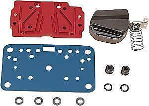 Holley Carburetor Secondary Metering Plate Quick Fuel 34 2 Center Hung Float