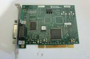 National Instruments Pci gpib 183617k 01 Ieee 488 2 Interface Adapter