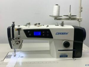 Consew 3760r dd Direct Drive Single Needle Industrial Machine