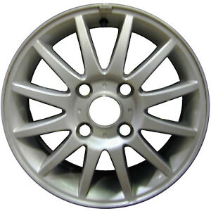 04 05 Suzuki Forenza 15x6 Factory 12 Spoke Silver Wheel Rim 72689