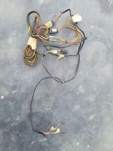 1968 Dodge Charger Plymouth Roadrunner Automatic Console Wiring Harness 1969 70