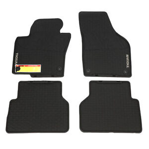New Oem 2009 2017 Vw Volkswagen Tiguan Monster Front Rear Floor Mats Set