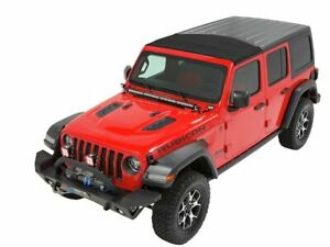 Soft Top For 18 21 Jeep Gladiator Wrangler Willys Sport Overland 80th Wv58q5