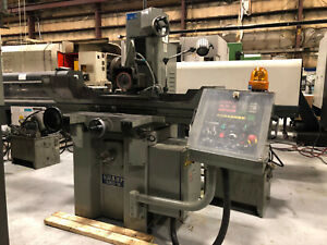 2005 Sharp 3 Axis Automatic Surface Grinder 8 x20 Magnetic Chuck Sg820 3a