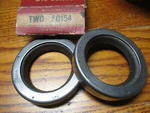 1952 1953 1954 Hudson Rear Wheel Seals Nos
