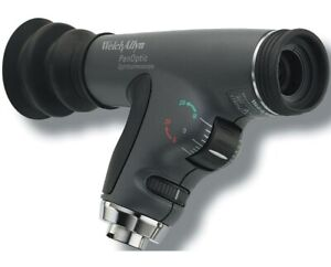Welch Allyn Panoptic 3 5v Halogen Hpx Ophthalmoscope Head Only W Eyecup 11810