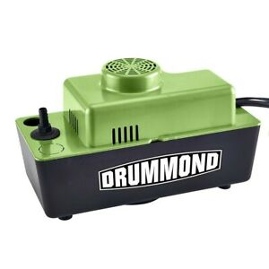 Drummond Condensate Removal Pump Air Conditioning For Hvac Refrigeration System