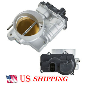 Throttle Body 1500 5 3l 6 0l V8 For Chevy Express Silverado Gmc Savana 12679525