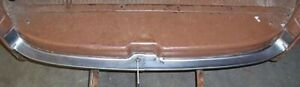 Chevrolet Gmc Suburban Canopy Express 1948 To 1954 Bed End Panels