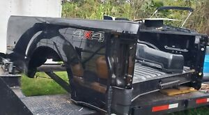 Ford Super Duty F250 F350 Off 8 Truck Bed Box Fits 2017 2020 Only Black