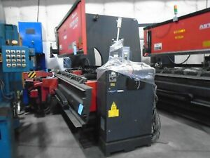 Amada Astro Fbd 1253 Mh Cnc Press Brake Bending Cell 125 Tons X 10 Year 1997