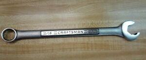 Craftsman 11 16 Combination Quick Wrench V 47857 Professional Usa Nr