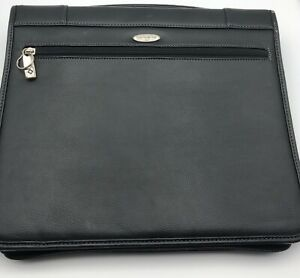 48 Samsonite Zip around Leather like 3 ring Padfolio