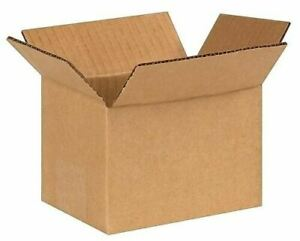 6x4x4 New Corrugated Boxes For Moving Or Shipping Needs 32 Ect