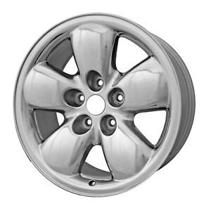 20 All Polished Alloy Wheel 2003 2005 Dodge Ram 1500 2167