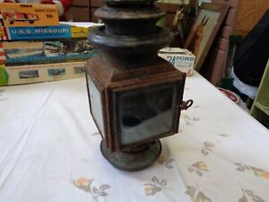 Ford Model T Side Cowl Light Jno W Brown Model 110 With Bracket