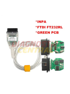 Inpa K d Can With Ft232rq Chip Diagnostic Tool Software For Bmw