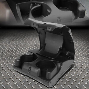 For 98 02 Dodge Ram 1500 2500 3500 Dash Board Add On Cup Holder Insert Charcoal