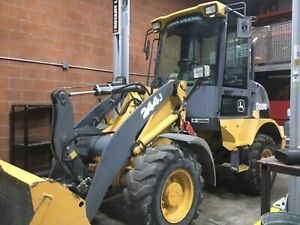 John Deere 244j Loader Wheel Loader