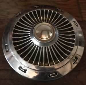 1963 Ford Dog Dish Hub Cap 63 1964 64 Galaxie One Only