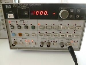 Hp Agilent Keysight 3314a Programmable Multi waveform Function Generator