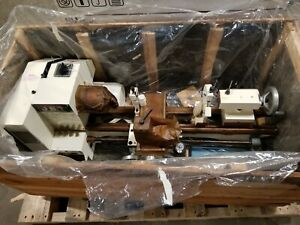 Jet 9 Benchtop Metal Lathe Bd 920n With Stand New