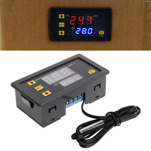 W3230 Digital High Accuracy Instruments Led Display Meter Temperature Controller