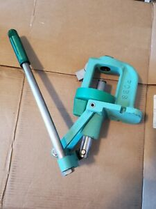 RCBS Rock Chucker Reloading Press MADE IN USA EXCELLENT CONDITION $325.00