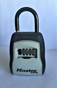 Master Lock Box Combination Security Key Storage Safe Real Estate Realtor