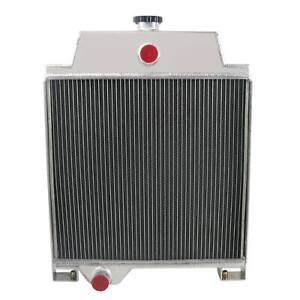 At20797 3 Row Tractor Radiator Fits John Deere Jd300 Jd301 820 920 1020 1120