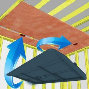 Drywall Fitting Tool Ceiling Positioning Plate Installing Board Drywall Fitting