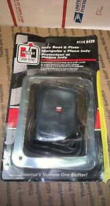 Nos Hurst Indy Shifter Boot Plate 1148429