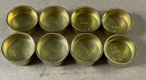 Brass 1 1 4 Deep Cup Expansion Freeze Plugs 8 Melling Pioneer Us Tool