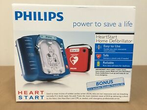 Philips Heartstart Onsite Home Defibrillator Aed M5068a Sealed Unopened