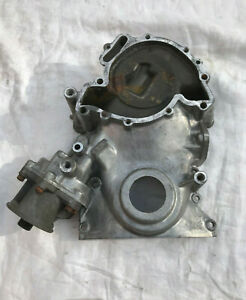 1961 1962 1963 Buick Oldsmobile Pontiac 215 V8 Timing Cover 1194233