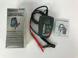 Matco Tools Mdgpt1 Multi voltage Glow Plug Glow Tester Diesel Diagnostic
