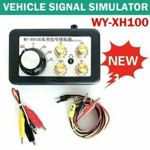 12v Auto Car Analog Signal Simulator Repair Tool Adjustable Resistor sensor