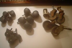 Lot Of New Used Wheels Casters Chairs Carts