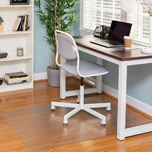 Office Chair Mat For Hard Floors Clear Hardwood Mat For Desk Chairs