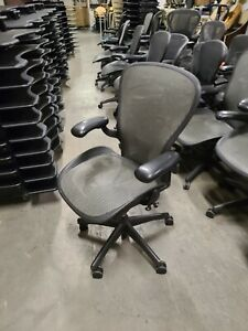 Herman Miller Aeron Chairs Size C