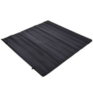 Roll Up Tonneau Cover For 2009 2018 Dodge Ram 1500 Crew Cab 5 7ft Short Bed Us