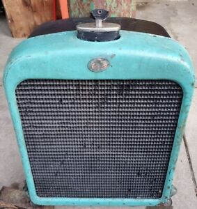 Late 1910 S 1920 S Willys Overland Touring Car Truck Grille Shell Radiator