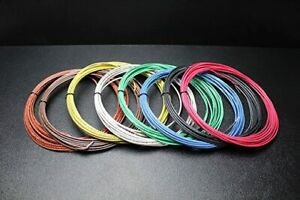 New 12 Awg Gauge 600 Volt 100 Thhn Stranded Copper Wire