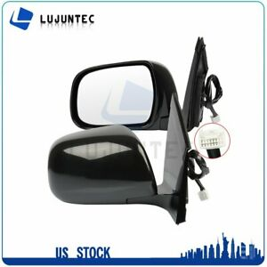 Pair Mirrors For 2004 09 Lexus Rx330 rx350 rx400h Memory power Heated