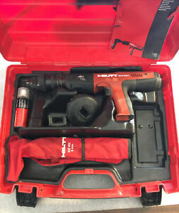 Hilti Dx 351 Fully Automatic Powder actuated Tool W case We Ship International