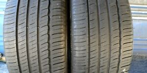 2 Michelin Primacy Mxm4 Rft 225 40 19 Bmw With 4 25 5 5 32nd Tread Left 93 V